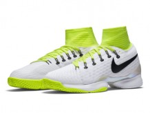 Nike Air Zoom Ultrafly HC QS Tennis White Volt