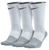 Unisex Nike Dry Cushion Crew Training Sock (3 Pair)
