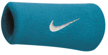 SWOOSH DOUBLE-WIDE WRISTBANDS